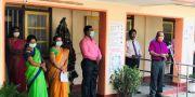 Vavuniya South Zone- Commencement of Work Year 2021
