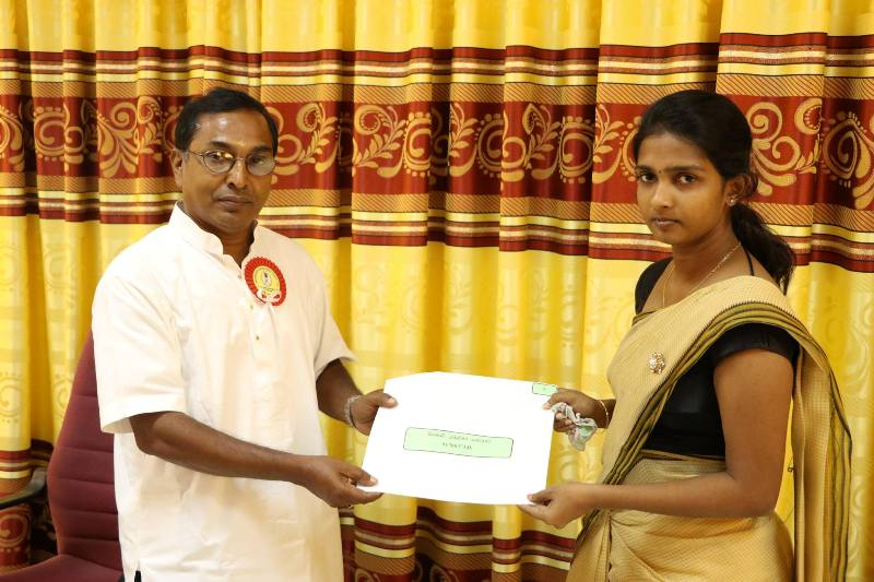 Issuing Appointment Letters to 27 Graduate Teachers